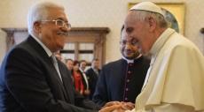 البابا يلتقي عباس بعد الإعلان عن أول اتفاق مع فلسطين