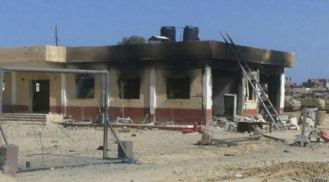 سيناء: مقتل 3 قضاء في هجوم مسلح