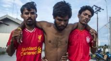 صيادو أسماك ينقذون مئات المهاجرين قبالة سواحل أندونيسيا