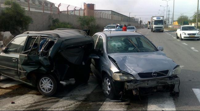 ارتفاع بنسبة 35% في عدد ضحايا حوادث الطرق