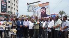 الفصائل تحمل إسرائيل المسؤولية عن حياة الأسير خضر عدنان