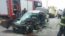 مصرع شخص وأربعة جرحى في حادث طرق قرب سجن شطة