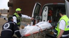 العثور على جثة شخص مجهول الهوية في تل السبع