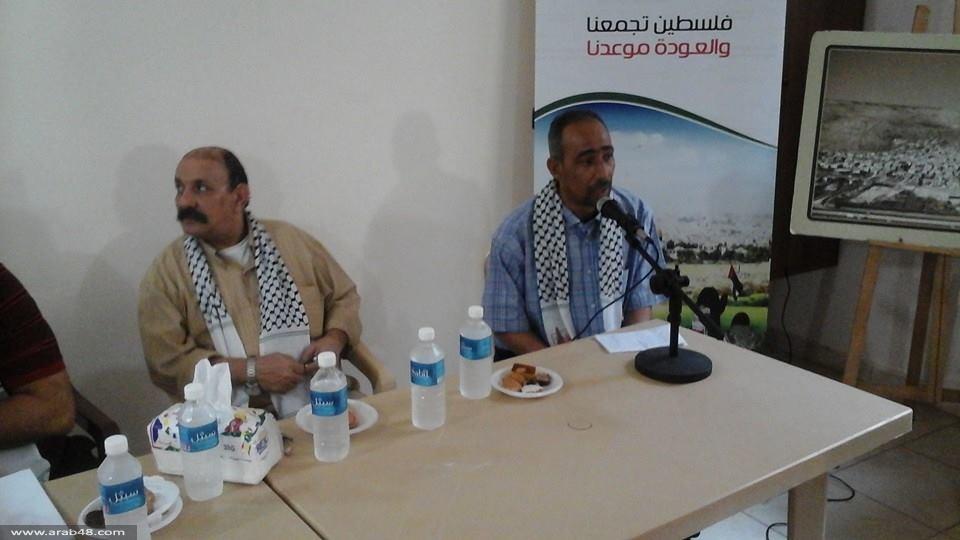 رابطة أهالي مجد الكروم في شاتيلا تحيي ذكرى النكبة