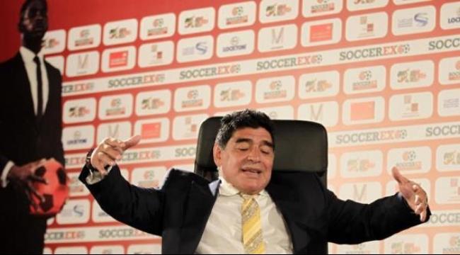 مارادونا: الفيفا يرأسها ديكتاتور مدى الحياة