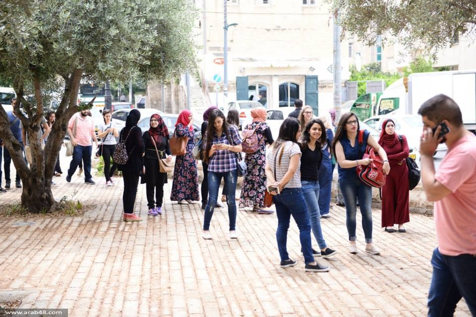 جمعيّة الثّقافة العربيّة: رحلة طلابيّة في أزقة الناصرة ومعلول المهجّرة