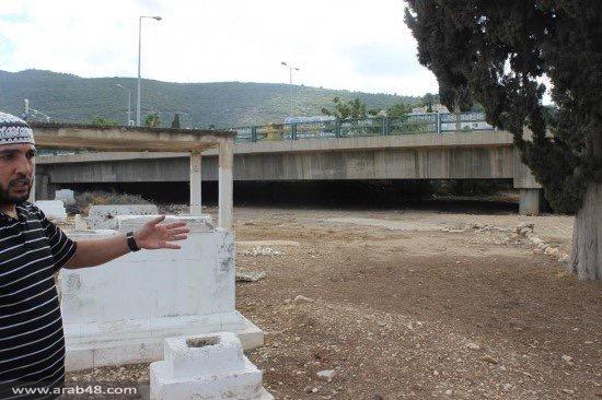أوقاف حيفا تدعو لوقفة احتجاجية ضد الهجمة على مقبرة القسام