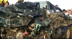 الجولان: مصرع والدة وطفليها في حادث طرق