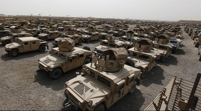 """العبادي: """"داعش"""" استولى على 2300 مدرعة في الموصل"""