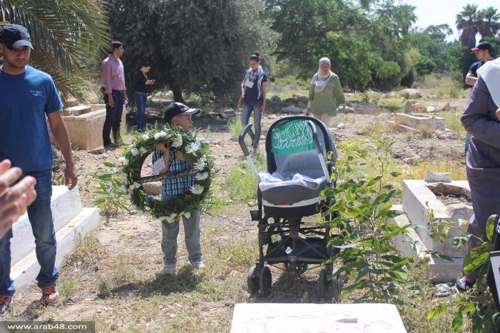 مقبرة القسام في حيفا: تاريخ شعب يواجه الطمس