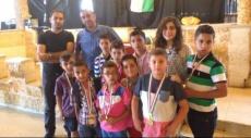 اتحاد الشباب ينظم بطولة  الشطرنج الأولى لمجموعاتها