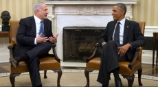 أوباما: سيكون من الصعب علينا الدفاع عن إسرائيل في المحافل الدولية