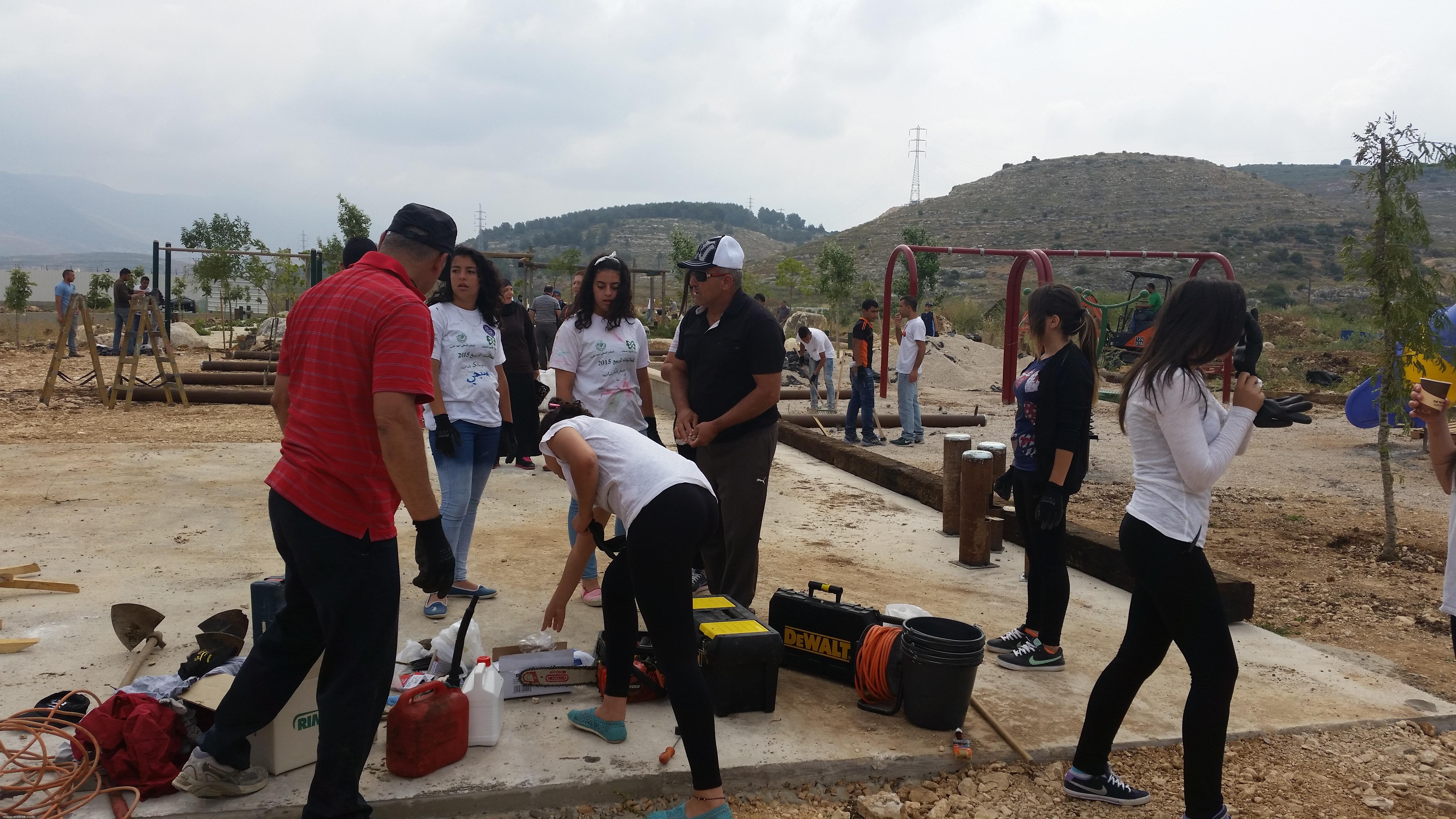 العمل التطوعي إرادة وثبات في وجه التحديات