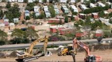 التنفيذية تدين إقرار سريان القانون الإسرائيلي على المستوطنات