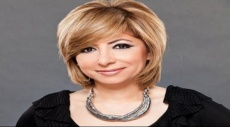 محاكمة لميس الحديدي بتهمة شتم تلفزيون العربي