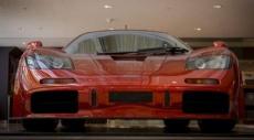 لعشاق السرعة: سيارة مكلارين فورمولا 1 في مزاد بنيويورك