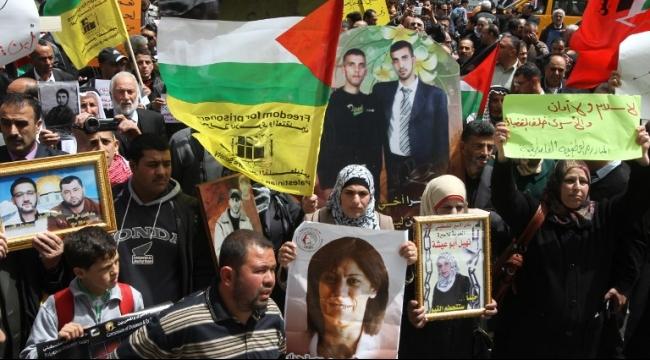 الاحتلال اعتقل نحو 850 ألف فلسطيني منذ العام 1967