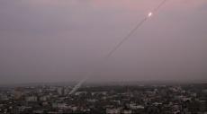 سقوط قذيفة صاروخية قرب عسقلان