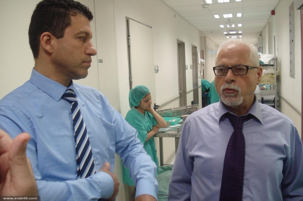 الناصرة: تعاون بين المستشفى الإنجليزي والمستشفيات الفلسطينية