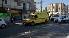 الرملة: شرطي يطلق الرصاص على عربي ويصيبه بجراح خطيرة