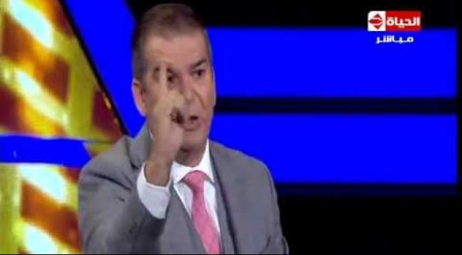 (فيديو) بسبب حقوق المرأة: طوني خليفة يفقد أعصابه على الهواء