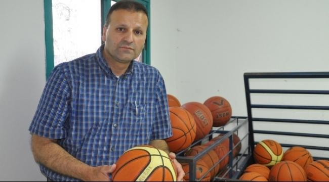 هشام غرة يقدم استقالته من إدارة فريق جت في كرة السلة