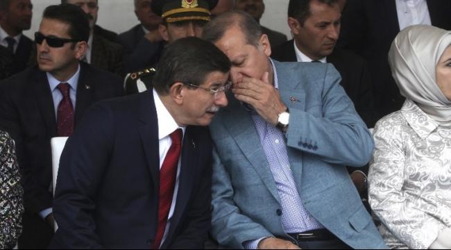 أردوغان يقبل استقالة داوود أوغلو