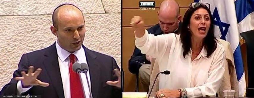 نفتالي يبنيت؟ هاي الساحة والميدان../ خالد تيتي