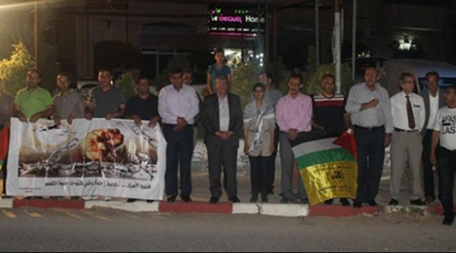 قراقع يحذر من خطورة الحالة الصحية للأسير خضر عدنان