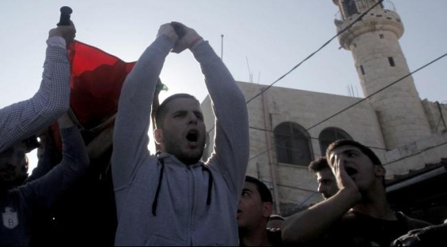 استشهاد شاب برصاص الاحتلال في مخيم جنين