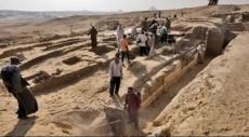مصر: العثور على 6 قبور تعود للفراعنة في أسوان