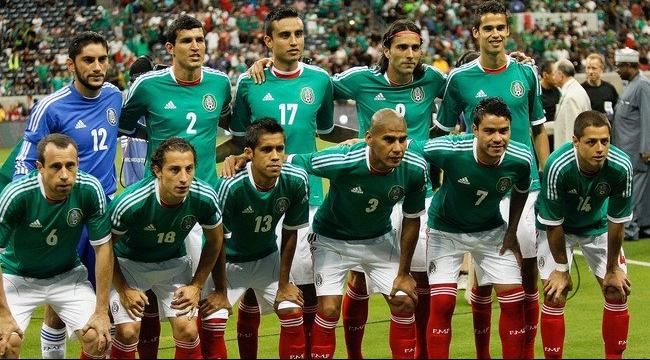 كوبا أميركا 2015: المكسيك بتشكيلة رديفة