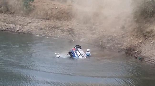 الهند: مصرع 22 شخصا في سقوط مركبة بخزان مياه