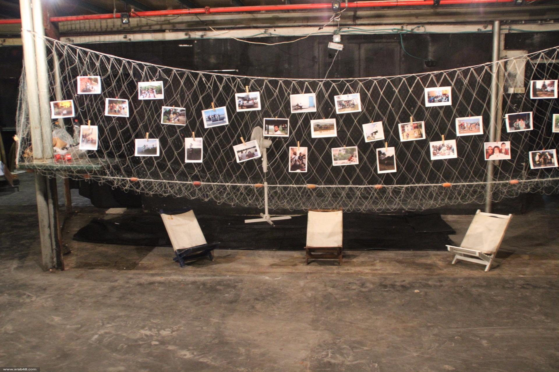 فريق المصورين الفلسطينيين يفتتح معرضه في حيفا