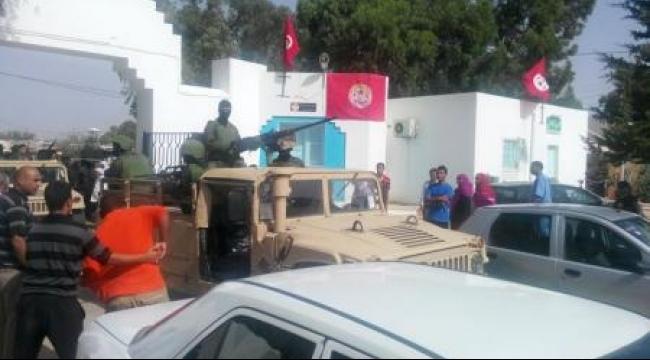 داعش يتبنّى الهجوم على مقر شرطة سيدي بوزيد