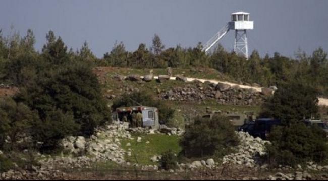 جيش الاحتلال يلغي الإعلان  المنطقة العسكرية المغلقة في الجولان