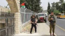 الاحتلال يقمع مسيرة لحماية بيت البركة في الخليل