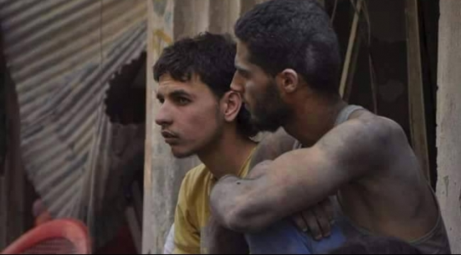مدنيو اليرموك: إلى السلاح من أجل الحياة