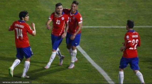 (فيديو) كوبا أمريكا: تشيلي تسحق بوليفيا وفوز الإكوادور على المكسيك