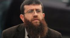 خضر عدنان في خطر وقراقع يدعو الأمم المتحدة للتدخل
