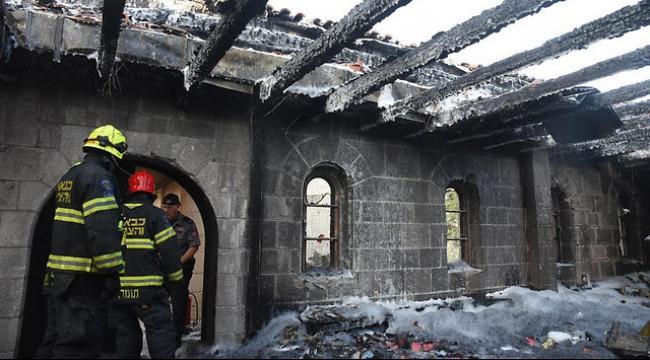 اللجنة التنفيذية للمؤتمر الأرثوذكسي تشجب الاعتداءات على الأماكن المقدسة