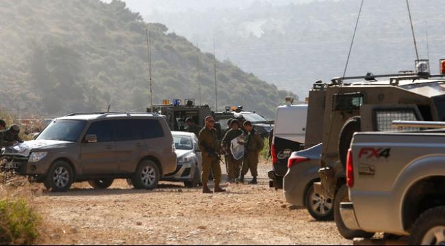 """قوات الأمن الإسرائيلية مستنفرة للكشف عن منفذي عملية """"دوليف"""""""