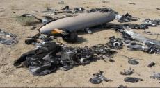 سقوط طائرة إسرائيلية بلا طيار في الأراضي اللبنانية