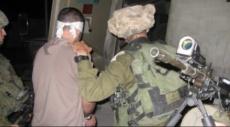 قوات الاحتلال تعتقل 3 فلسطينيين في الضفة الغربية