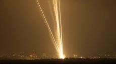 الطيران الحربي الإسرائيلي يشن غارة على غزة