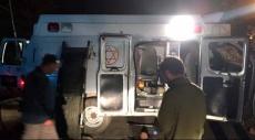 اعتقالات أخرى بشبهة الاعتداء على مركبات الإسعاف