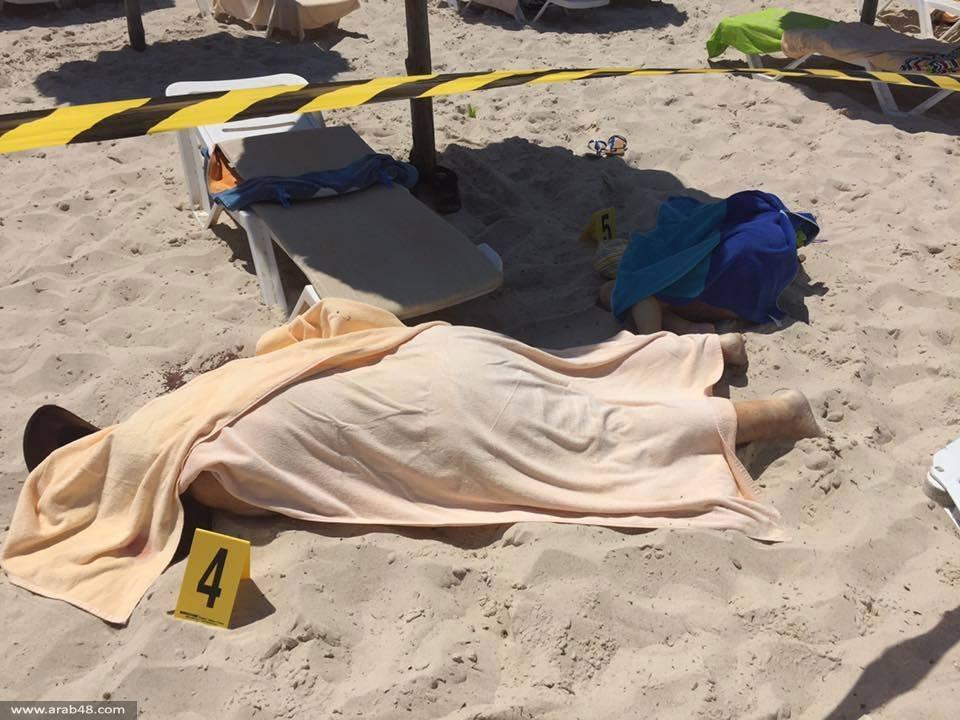 تونس: 27 قتيلا في هجوم على منتجع في سوسة