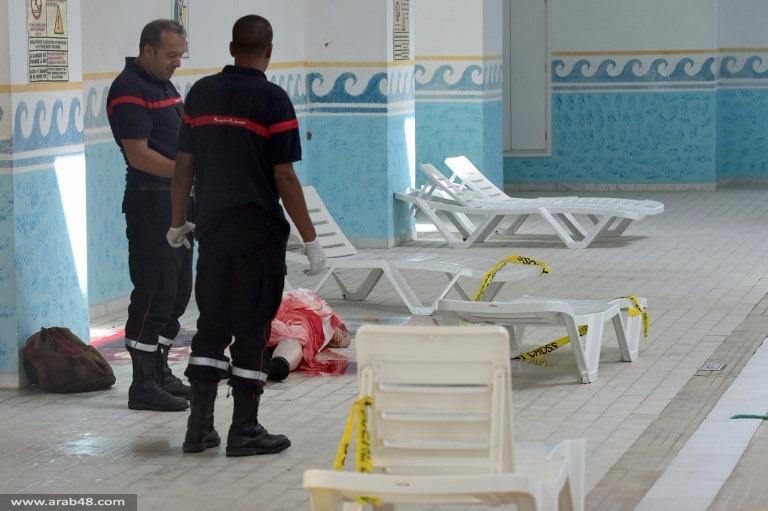تونس: 37 قتيلا و36 جريحا بحالة حرجة