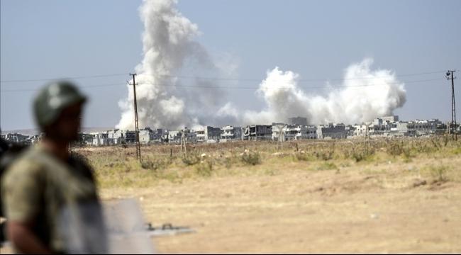القوات الكردية تنزع السيطرة على عين العرب من داعش