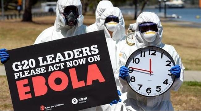 اختبار يشخّص الإصابة بإيبولا في دقائق